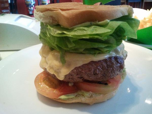 Original Burger: para os mais fortes