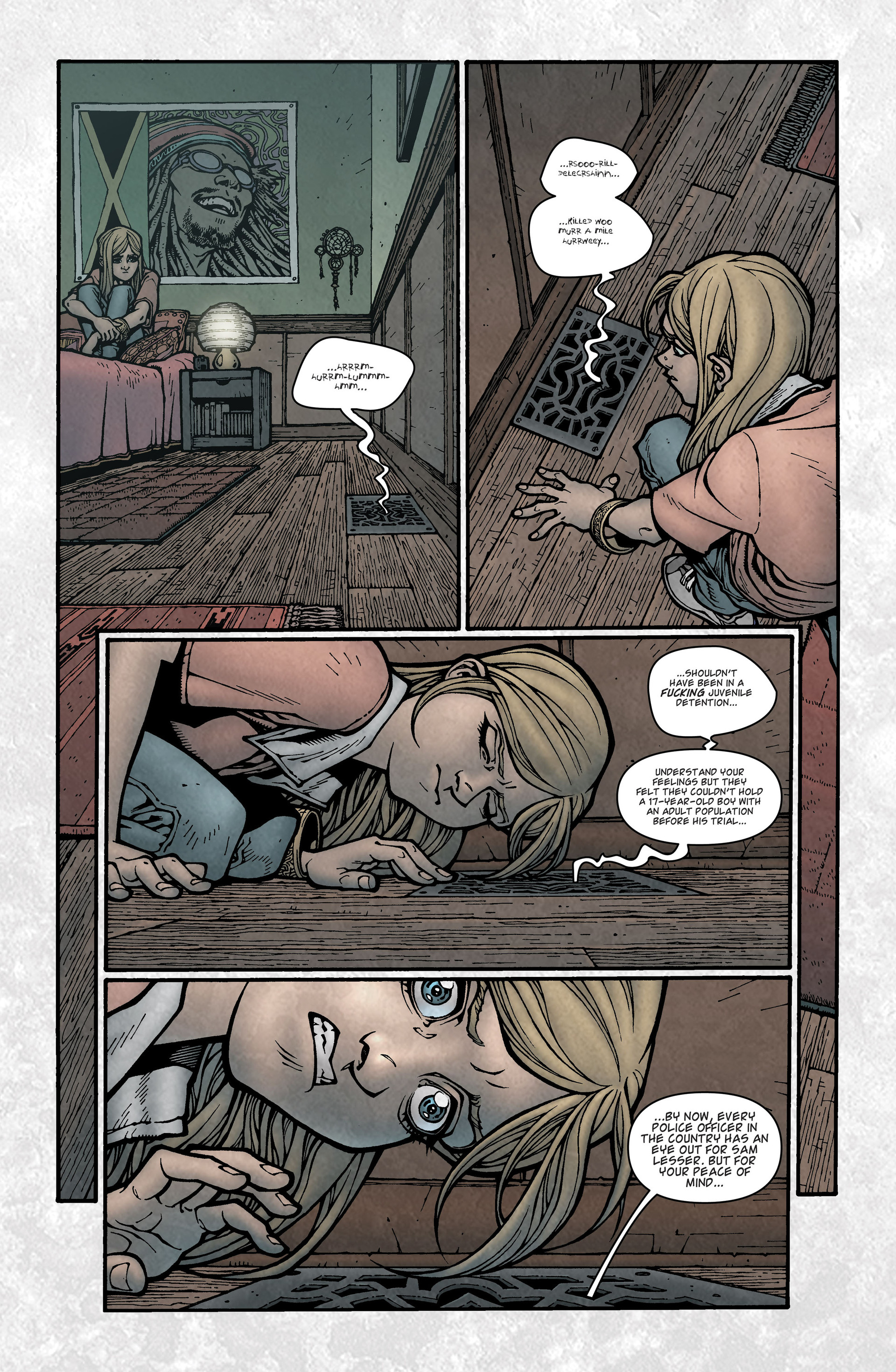 Locke & Key (2008) Issue #3 #3 - English 16