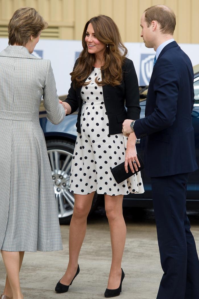 Duquesa Cambridge Gravida da Duquesa de Cambridge