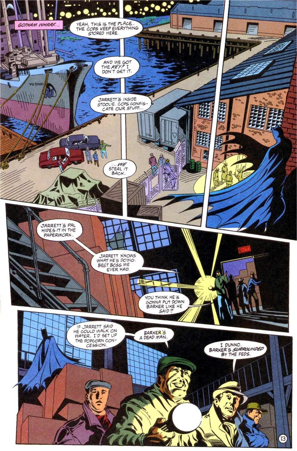 Deathstroke (1991) Issue #6 #11 - English 14