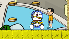 Doraemon And The Bad Dogs Game Play Online