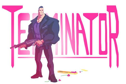 Terminator por BryanTheEvery