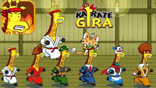 Karate Gira