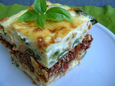 Pastitsio czyli lasagne po grecku