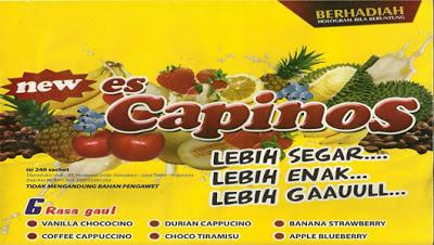 ice cream capinos
