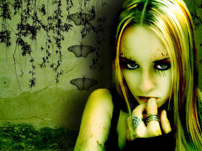 Sad emo girl wallpapers