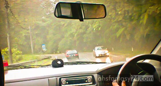 Seharian Di Cameron Highlands | Masih Belum Selesai