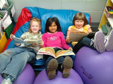 Reading is SOOO much fun!