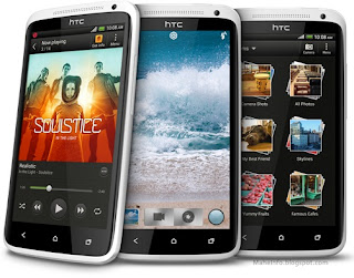 HTC One X Android 4 OS Phone