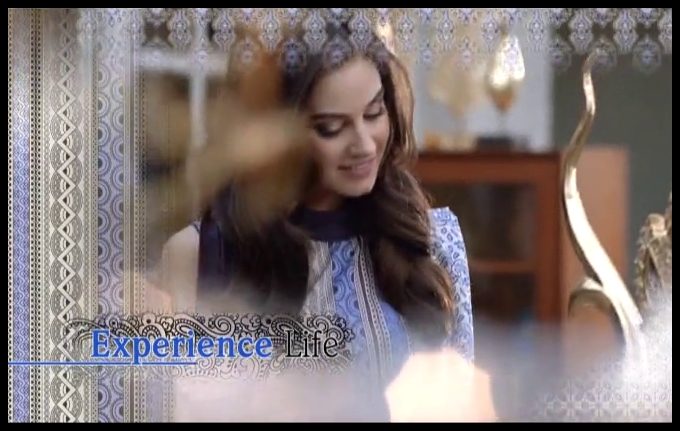 Gul Ahmed lawn - A beautiful life Video 2014