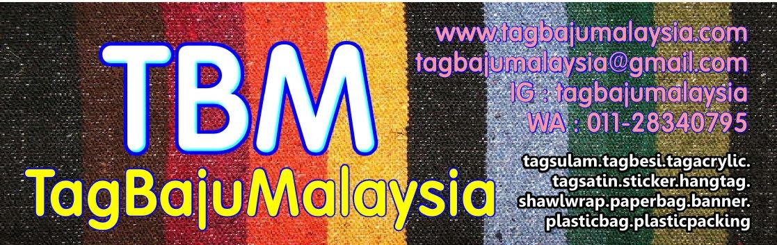 Tag Baju Malaysia