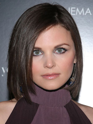 ginnifer goodwin short hairstyles. ginnifer goodwin short haircut