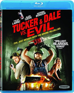 Tucker and Dale vs Evil (2010) - BlueRay