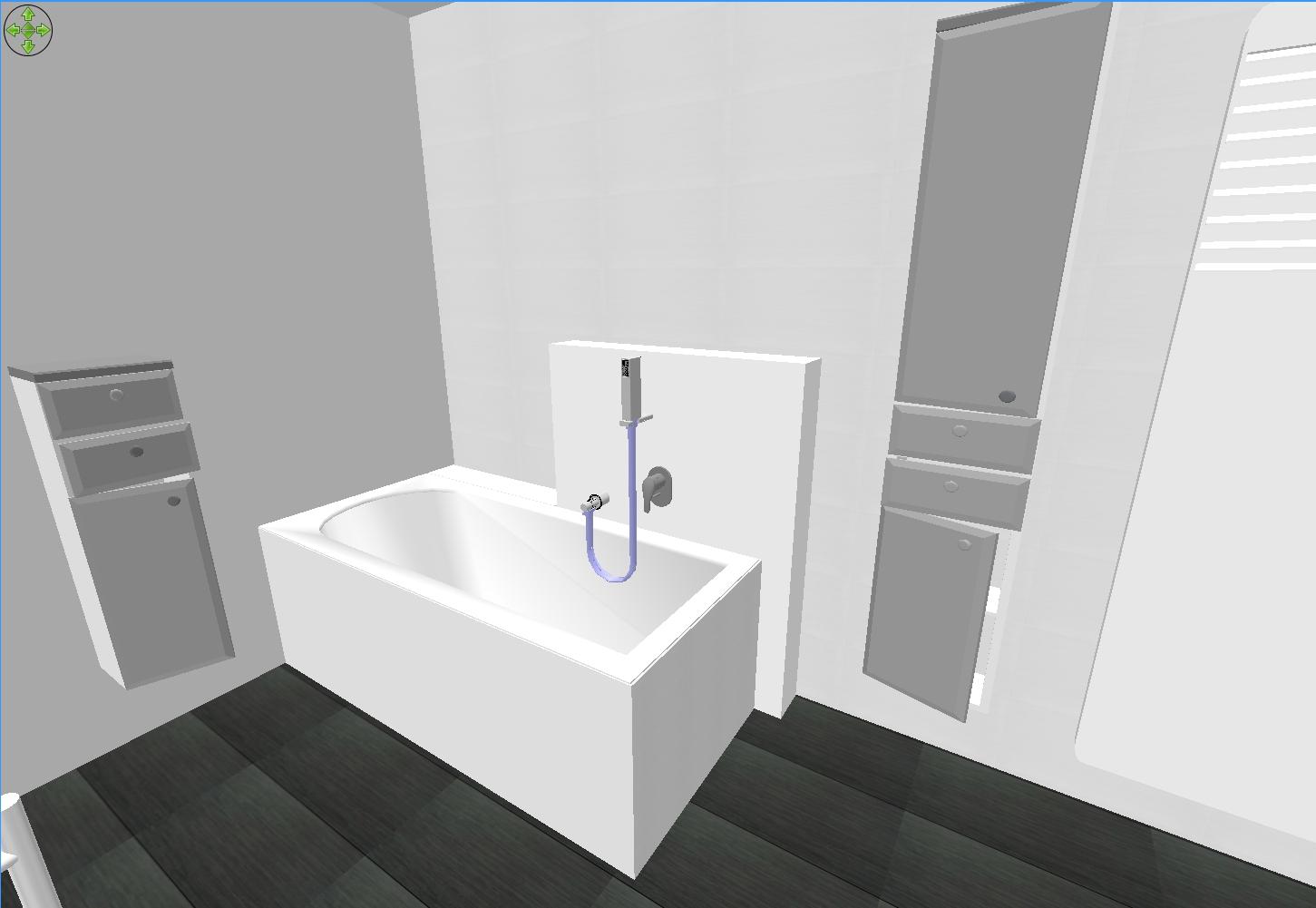 Dusche Gefliest Nachteile : Das neue Haus in Gompitz: Sanit?rinstallation steht bevor