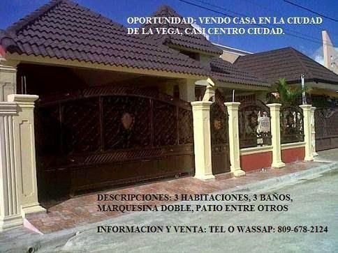 CASAS DE VENTA EN LA VEGA.. HAS CLIC EN LA FOTO PARA VER MAS