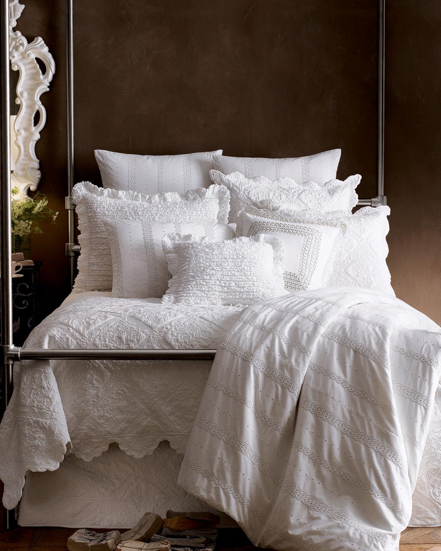 Boiserie c il lusso un nuovo letto - Biancheria casa lusso ...