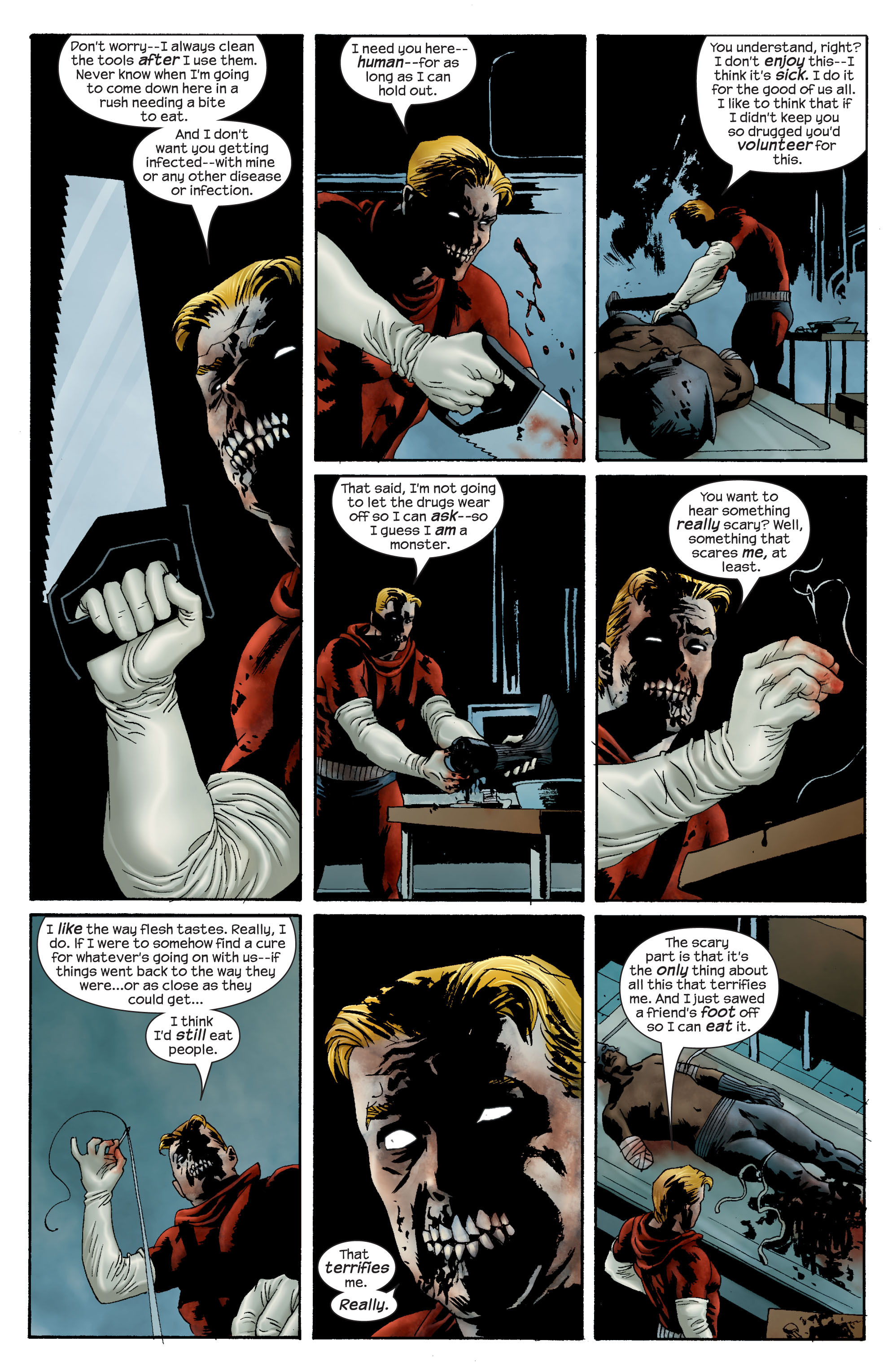 Marvel Zombies (2006) Issue #2 #2 - English 7