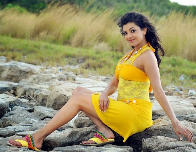 Cute Actress Kajal Stills