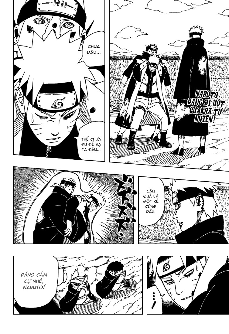 Naruto chap 435 Trang 3 - Mangak.info