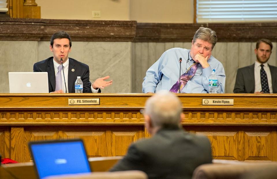 Cincinnati City Council; City Hall; Streetcar; Politics; P.G. Sittenfeld; Kevin Flynn