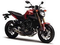 2014 Yamaha FZ-09 Gambar Motor 4