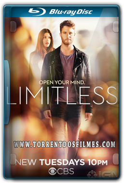 Limitless 1ª Temporada Torrent – WEB-DL 720p Legendado / Legendas Fixas