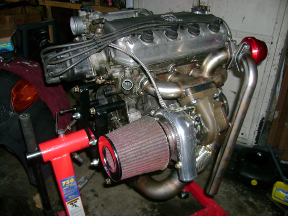 Advanced Performance Tuning Sohc D16 350hp Factory Engine