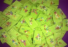 Samperit Pandan RM15 1bekas