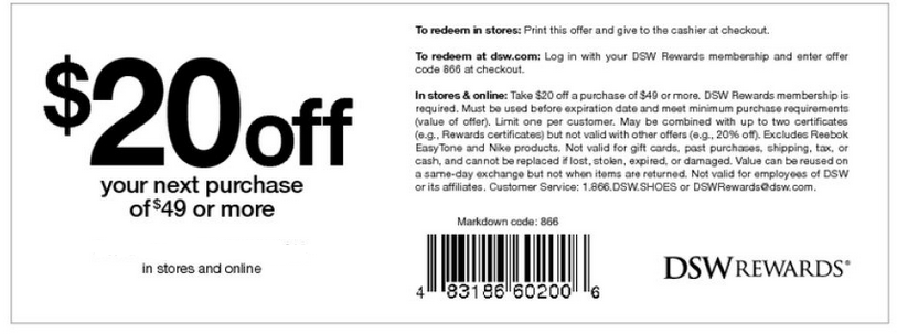 Discount shoe warehouse coupons
