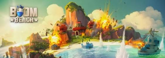 Boom Beach, un divertido juego de estrategia para iOS