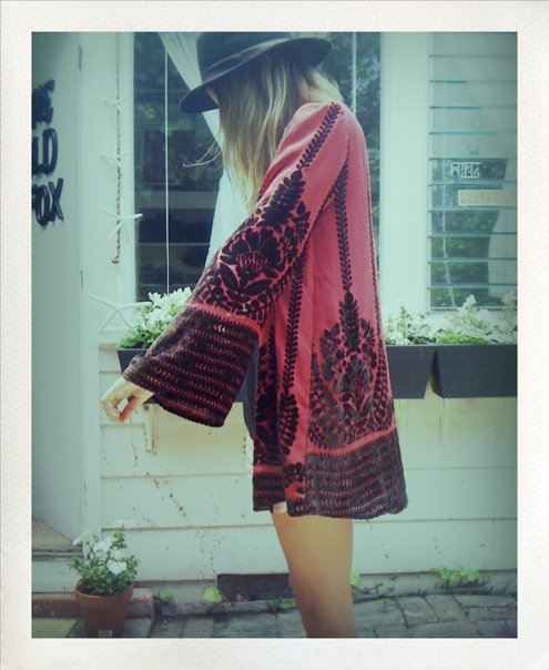 BOHO Dress, Wildfox couture,
