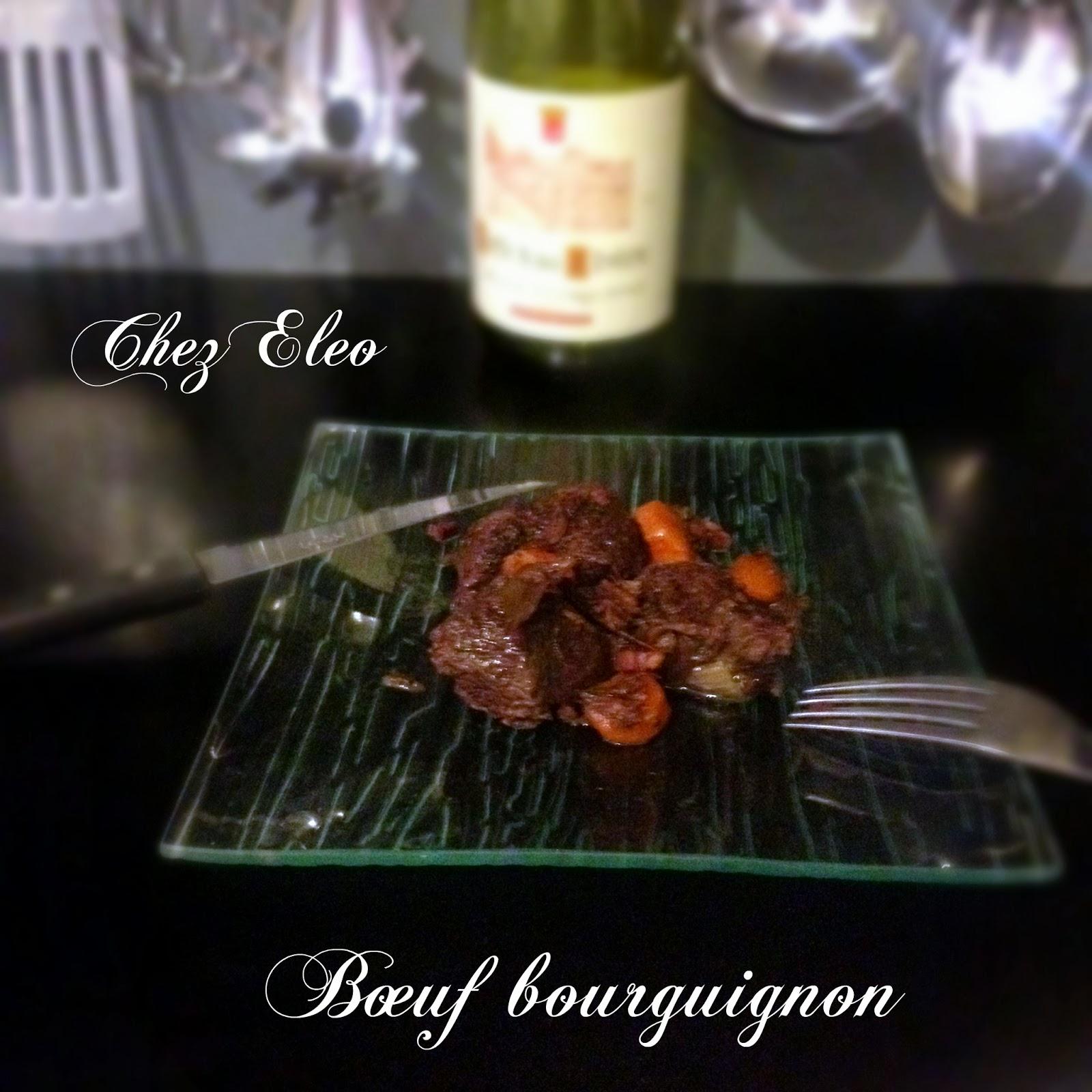 Boeuf bourguignon blogs de cuisine - Quel vin pour cuisiner un boeuf bourguignon ...