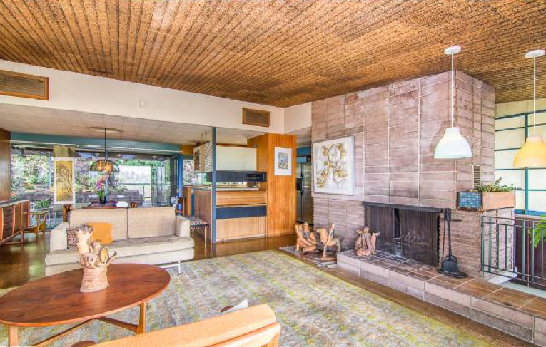 modern homes los angeles Mar 9 MidCentury Modern Open House