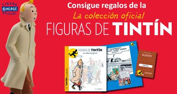 Concurso Figuras Tintín