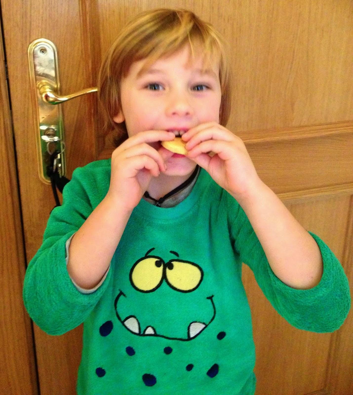 Asturias con niños, a dónde vamos hoy? Cocinando: Galletas de mantequilla