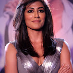 Chitrangada Singh Looks Super Sexy In Grey Skirt At The 'Inkaar' Calendar Launch