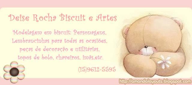 Deise Rocha Biscuit e Artes
