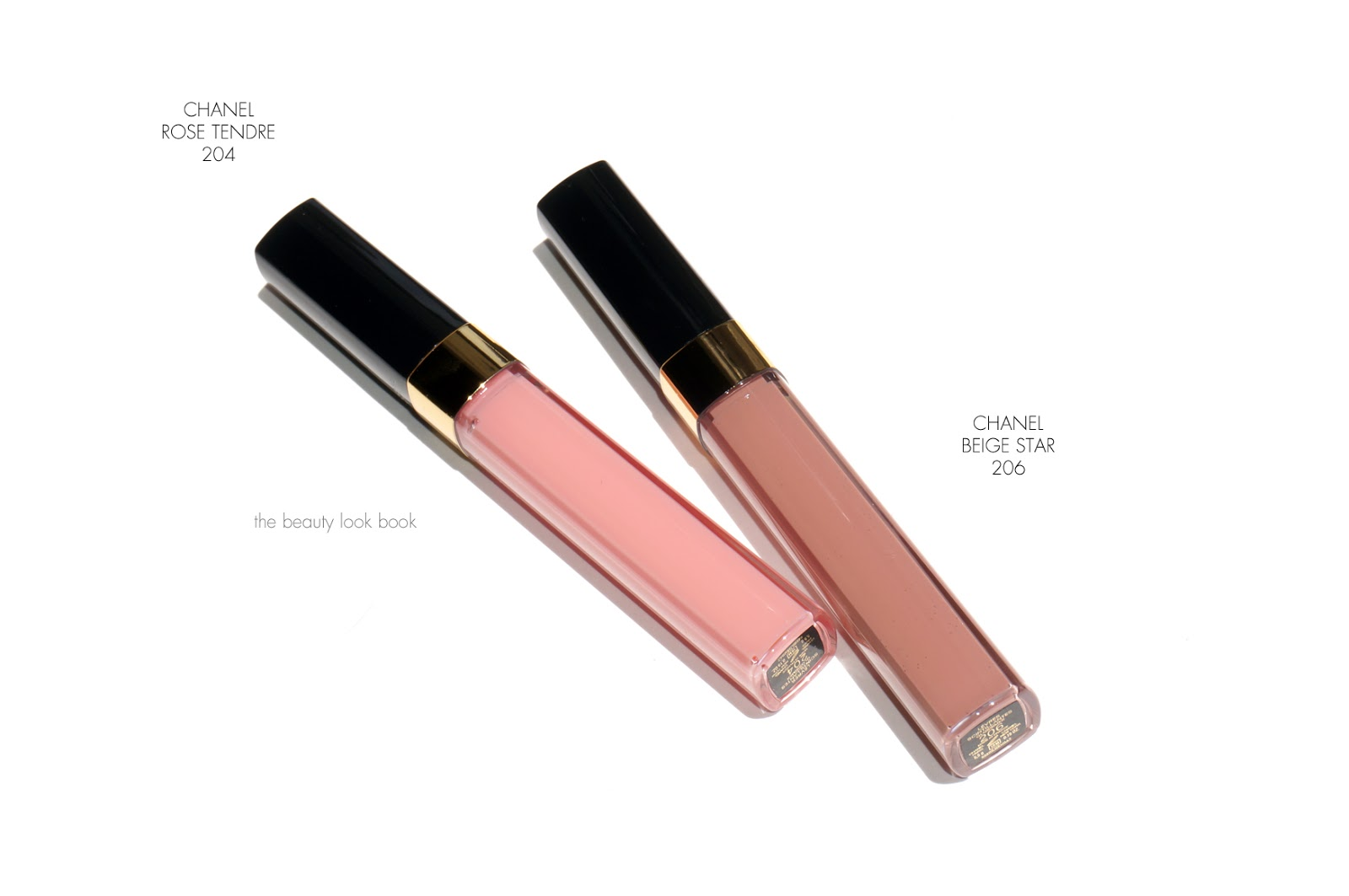chanel lip gloss. chanel les beiges glossimers and healthy glow hydrating lip balm gloss