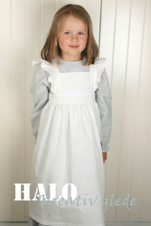 Free pattern pinafore dress