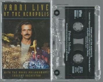 Yanni Live in Concert Greece