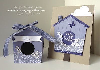 Projects featuring Stampin' Up! In Colors