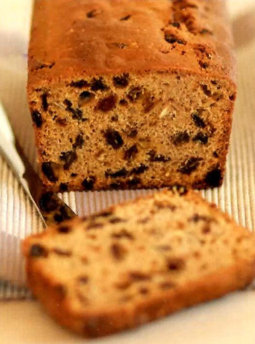 Cake With Fruit Soaked In Tea : Celtnet Recipes Blog: Fruited Tea Loaf Recipe