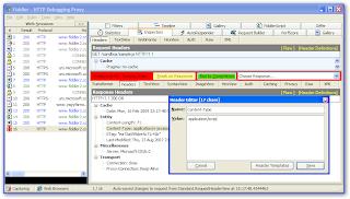 Fiddler 2.4.0.0 - công cụ xác định vị trí và sửa lỗi Proxy HTTP