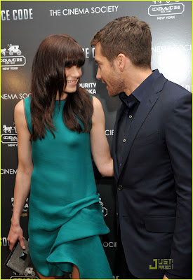 Jake Gyllenhaal and Michelle Monaghan: 'Source Code' Screening