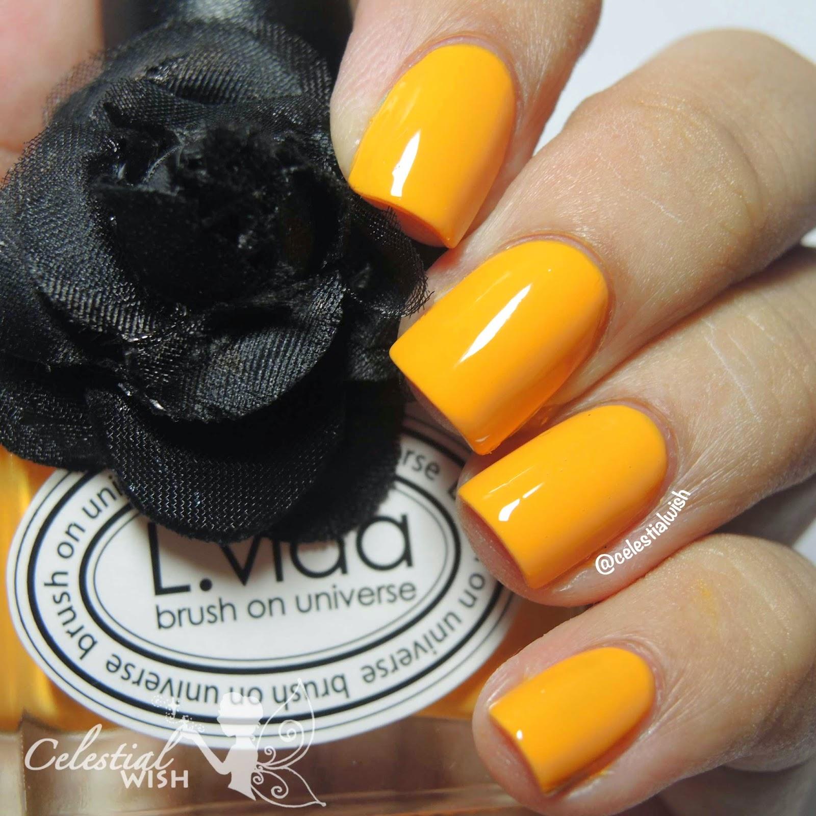 L.Vida - Baby Orange (LC18)