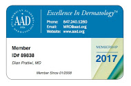 American Academy of Dermatology MEMBER