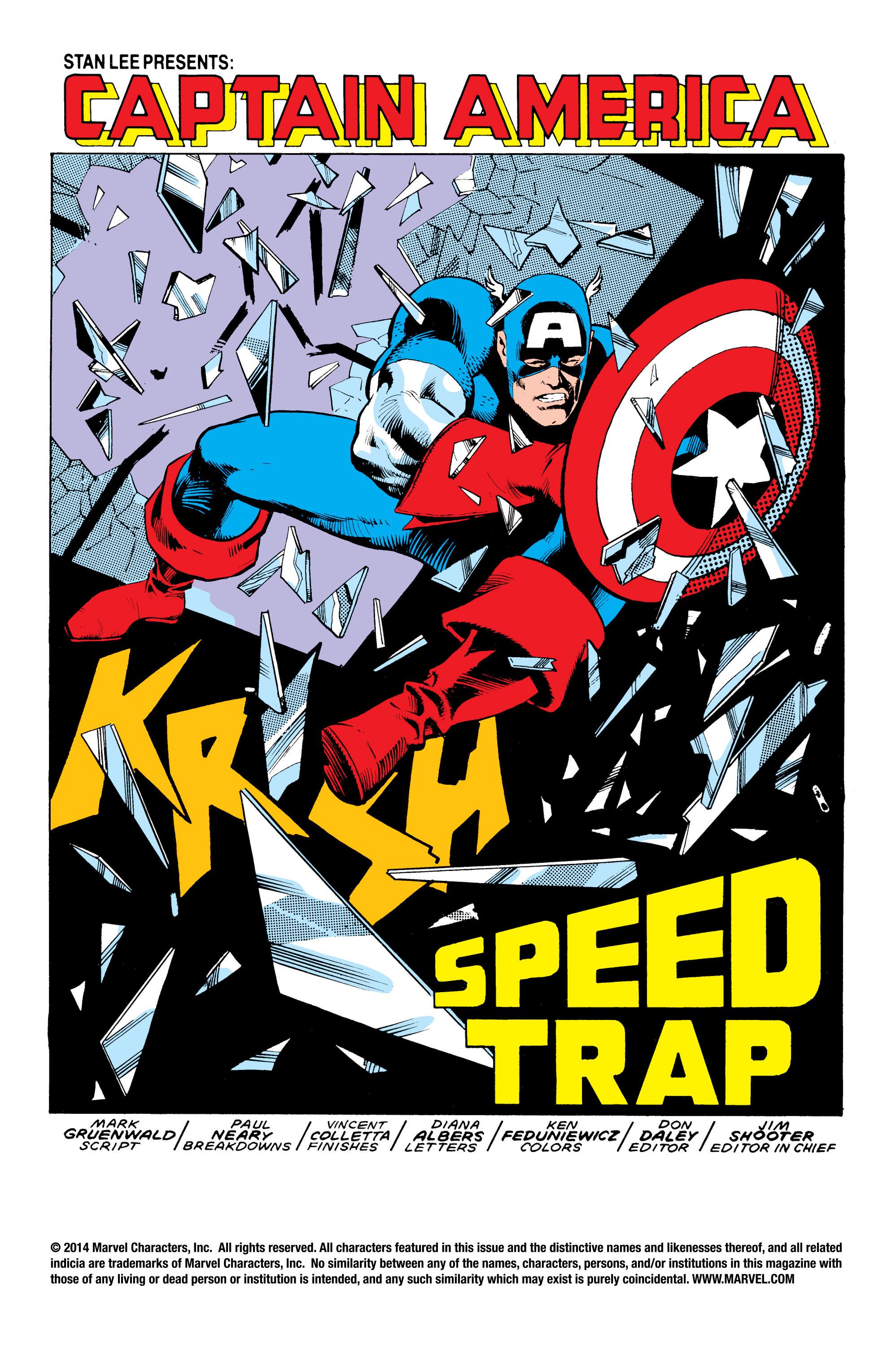 Captain America (1968) Issue #324 #253 - English 2