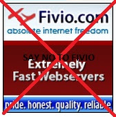 say no to fivio, fivio sucks, Jangan guna fivio sebagai webhost, fivio tak bagus, fivio mengecewakan, webhost paling teruk, worst domain hosting provider