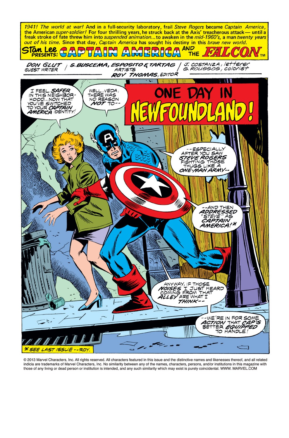 Captain America (1968) Issue #218 #132 - English 2