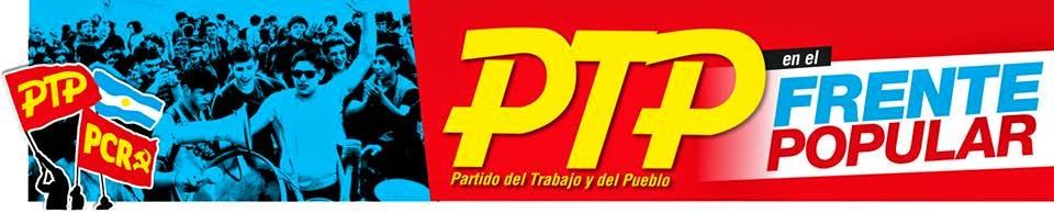 PTP - PCR - Zona Centro Capital